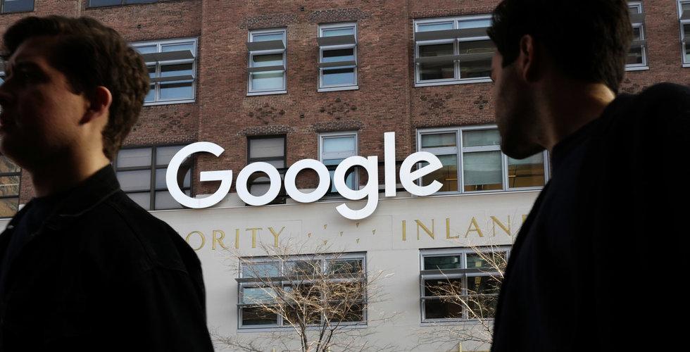 Brittisk tillsynsmyndighet granskar Googles miljardförvärv