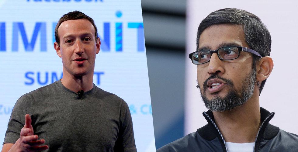 Breakit - Google går om Facebook – skickar mest trafik till medierna