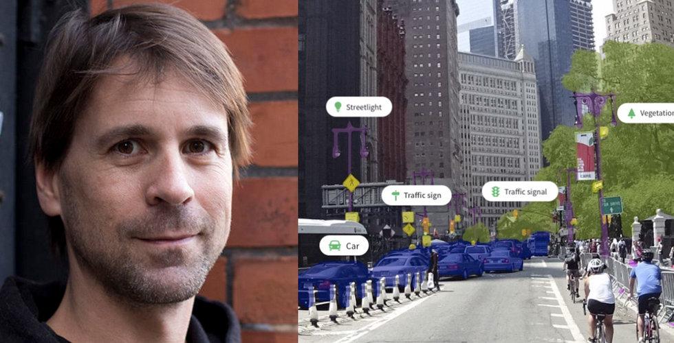 Mapillary gasar trots ökade förluster – bilkunder ska lyfta bolaget