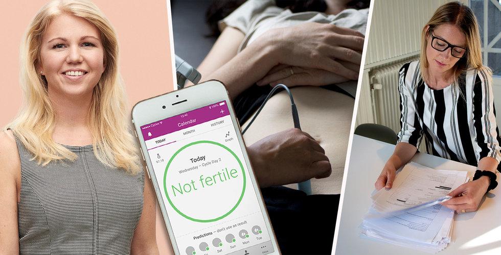 Barnmorskornas kamp mot Natural Cycles – historien om de 178 ofrivilliga graviditeterna