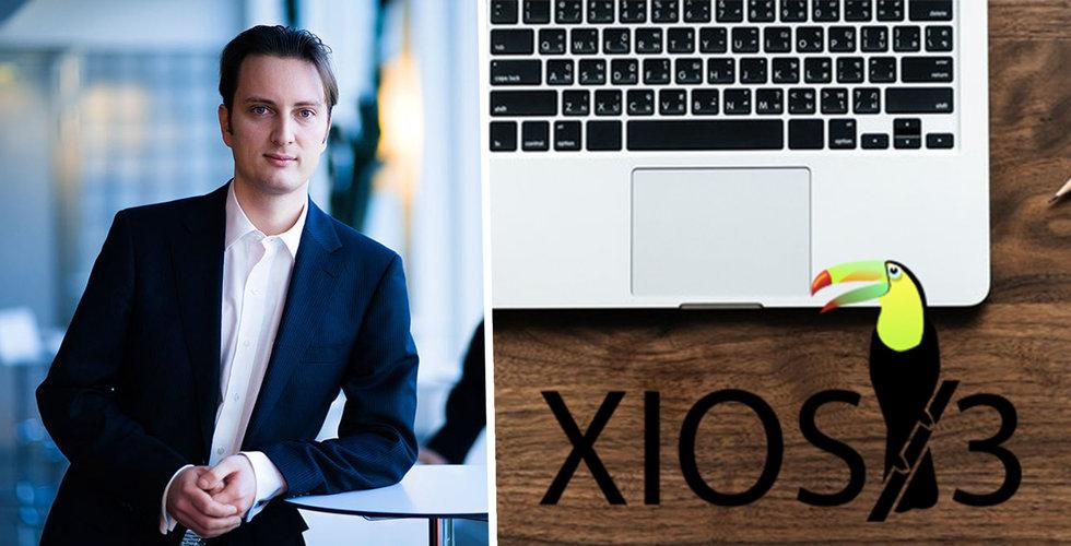 Han sålde Icloud till Apple – nu ska han utmana USA i molnvärlden