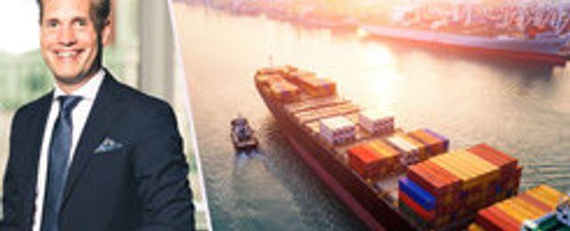 Breakit - Vill digitalisera sjötransporter – nu får svenskarna in miljoner från investerare