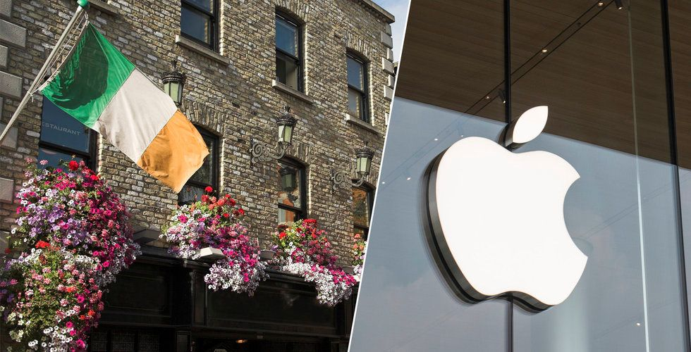 Apple kan pusta ut – slipper betala miljardskatt