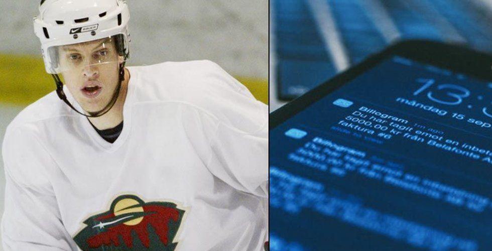 Billogram siktar mot Tyskland – backas av hockeystjärnans bolag