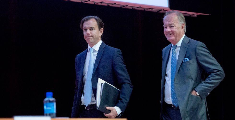 Familjen Persson köper aktier i H&M – för över en halv miljard