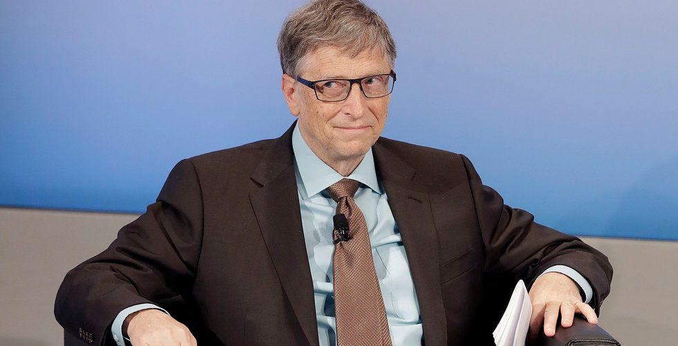 Bill Gates: Robotar som ersätter vanliga jobb borde betala skatt