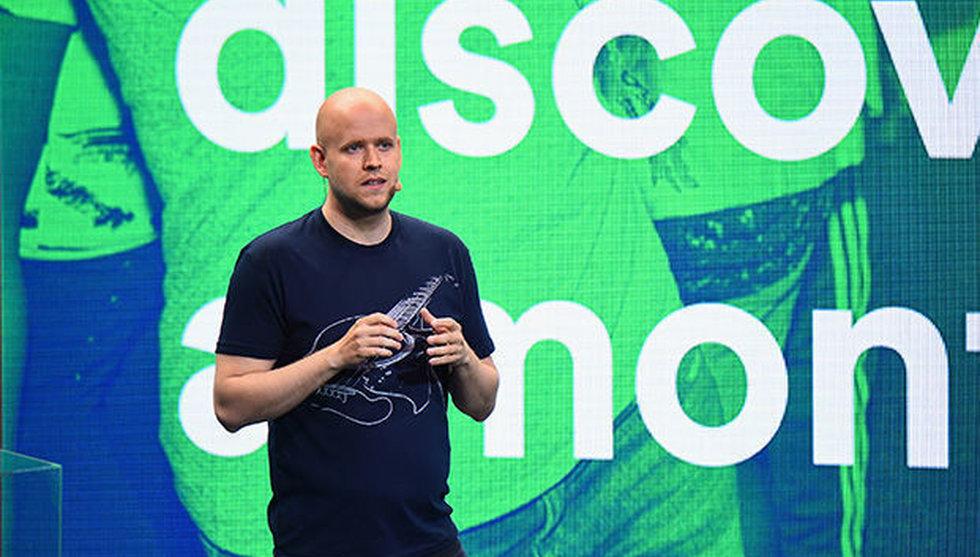 Nya uppgifter avslöjar: Då tar Spotify steget in på börsen