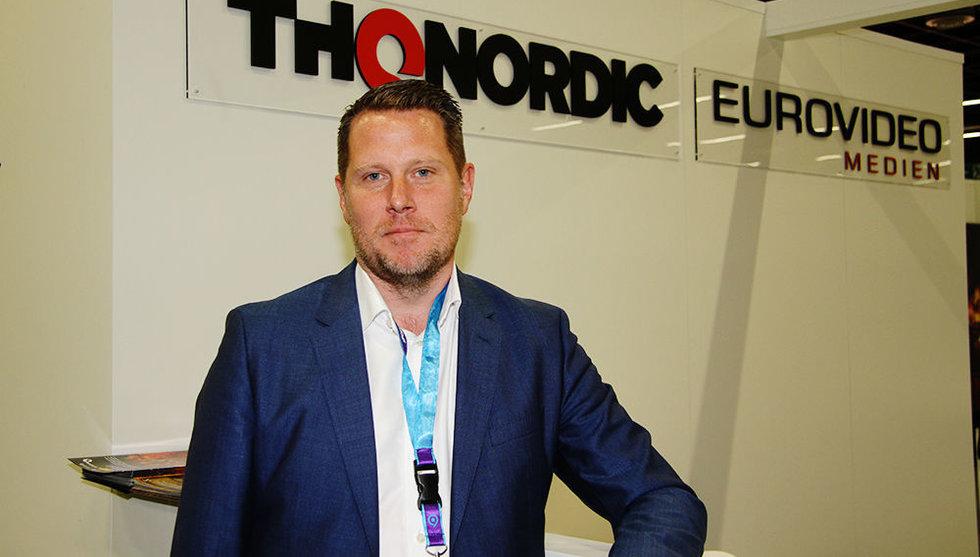 Breakit - Han säljer aktier för 146 miljoner kronor när THQ Nordic noteras