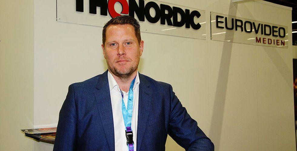 Han säljer aktier för 146 miljoner kronor när THQ Nordic noteras