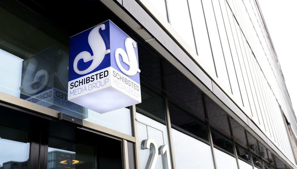 Alla säljchefer får söka om sina jobb på mediejätten Schibsted