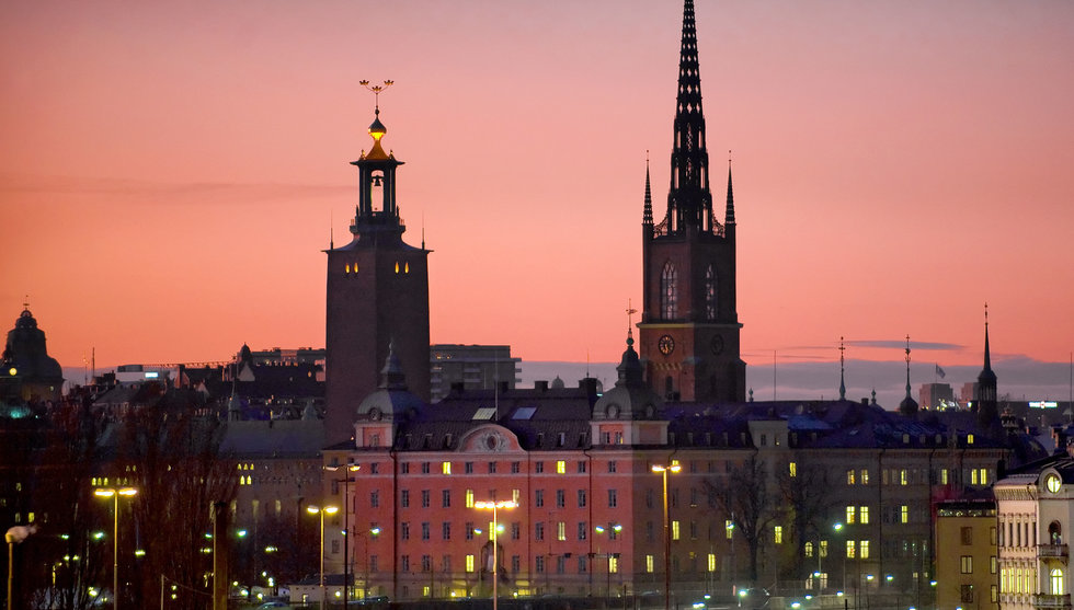 Här ska du vara om du bygger en startup – Stockholm petas
