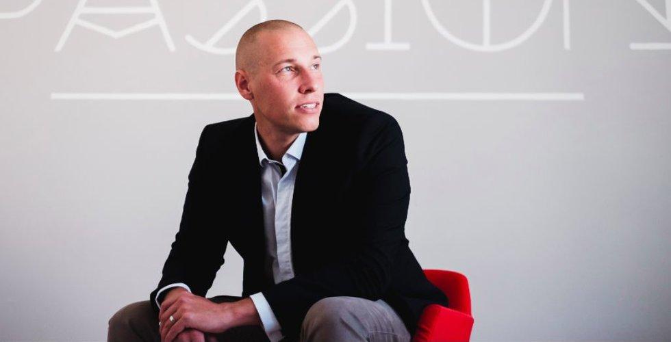Breakit - Robert Andersson får sluta som vd för Catena Media