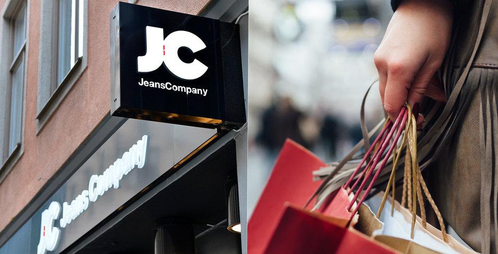 Krisen allt värre på klädkedjan – anställda fick ingen lön