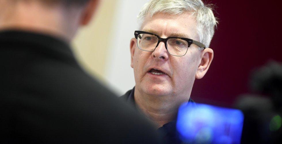 Amerikanska advokater jagar läcka – Ericsson kan stämmas
