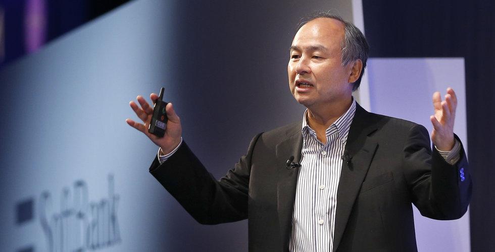 Softbank Vision Fund överväger att dra ned med var tionde anställd - BN