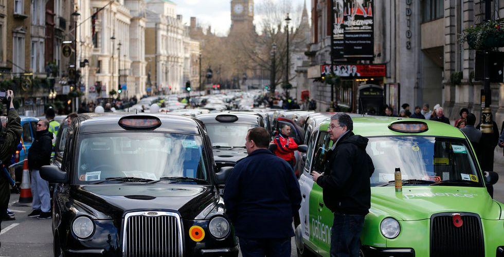 Breakit - London i ny attack mot Uber - vill införa språktest för förarna