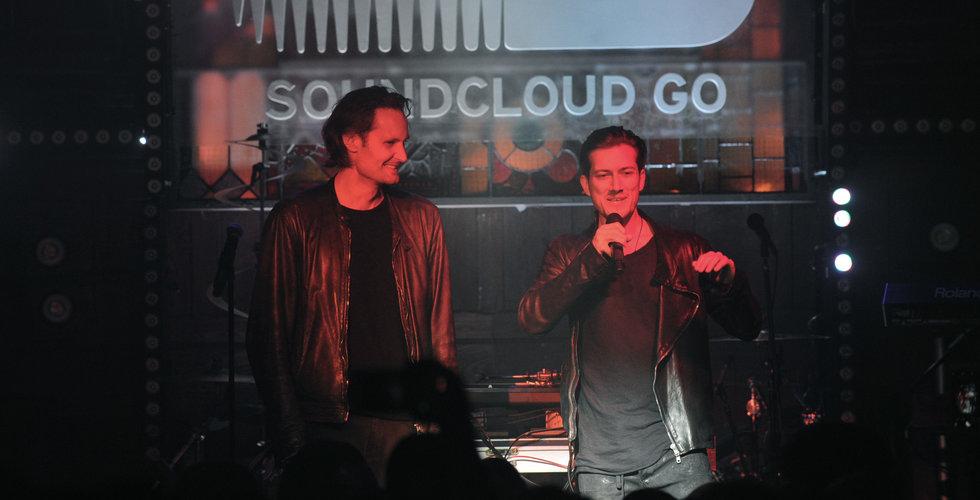 Breakit - Spotify drog sig ur – nu påstås Google vilja köpa Soundcloud