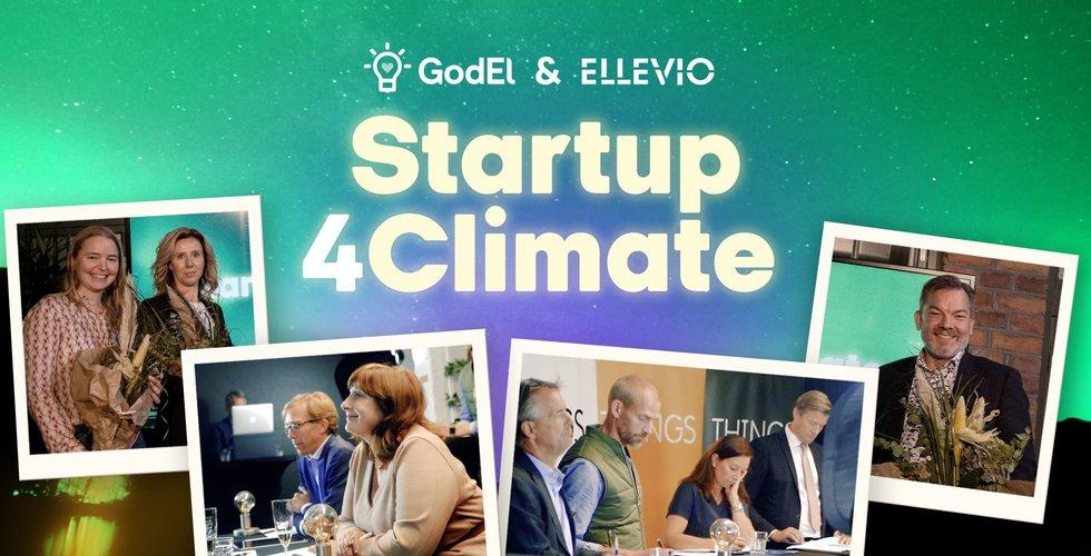 Elbolagen som vill accelerera energiomställningen – genom startup-tävling med 2 miljoner i potten