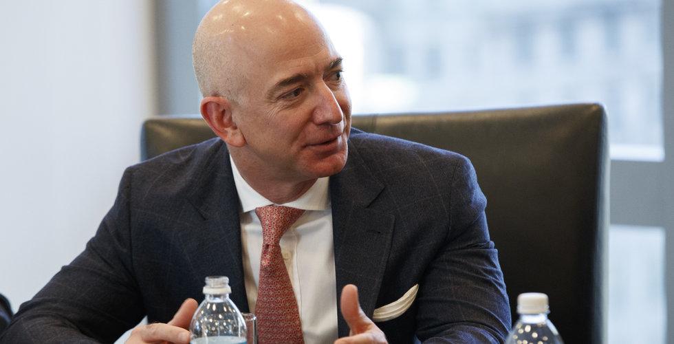 Amazon etablerar svensk filial för företagsförsäljning