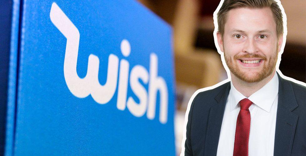 Svensk Handel kräver krafttag mot Wish – vill se bättre kontroll