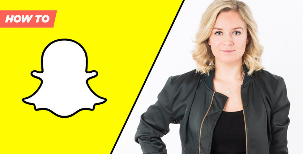 Att snappa eller inte – 7 viktiga lärdomar från Snapchatproffset
