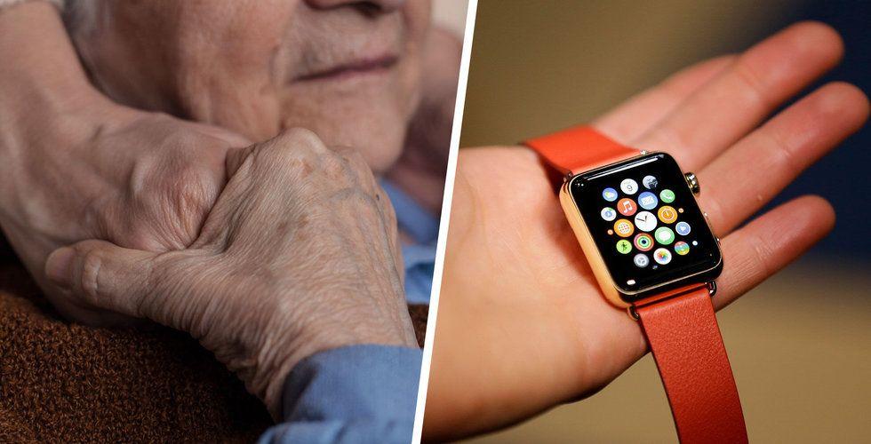 Apple testar om din Iphone kan märka om du blir dement