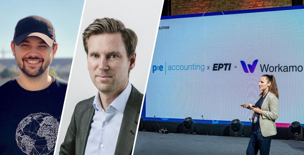 Epti och PE Accounting lanserar Workamo – löneplattform för gigekonomin