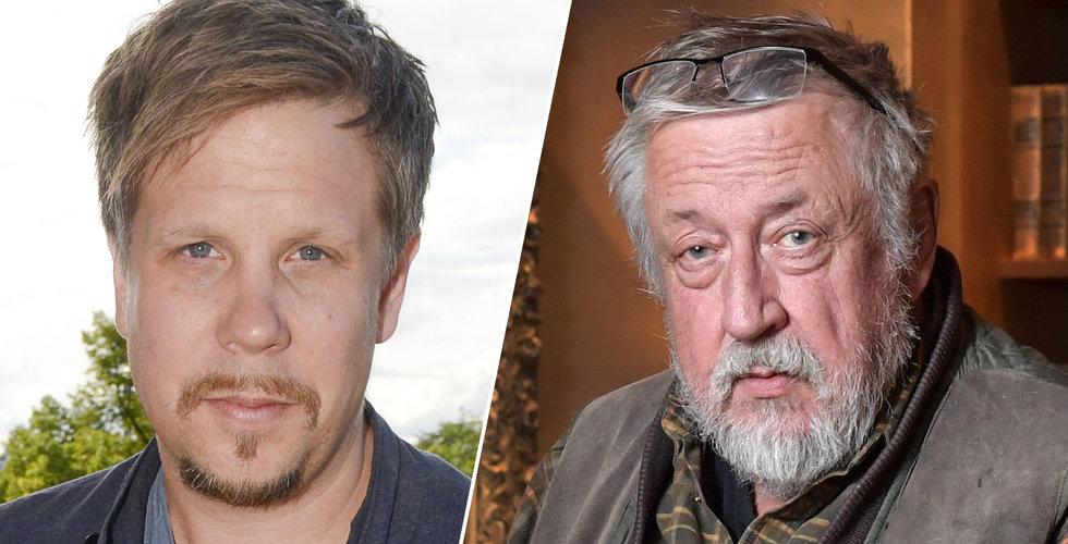 Efter bluffannonserna – nu rasar Leif GW Persson och Hammar mot Facebook