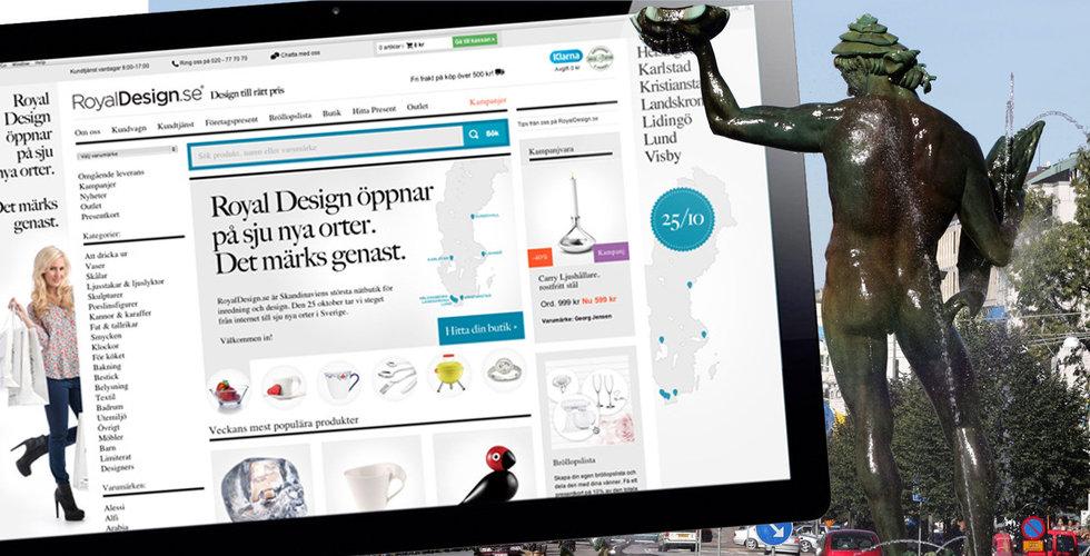 """Royal Design lämnar Göteborg: """"För dyrt"""""""