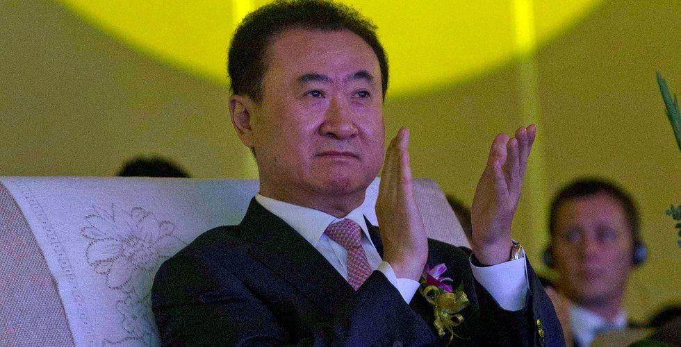Breakit - Kinesiska Dalian Wanda ska dra ned ordentligt inom e-handeln