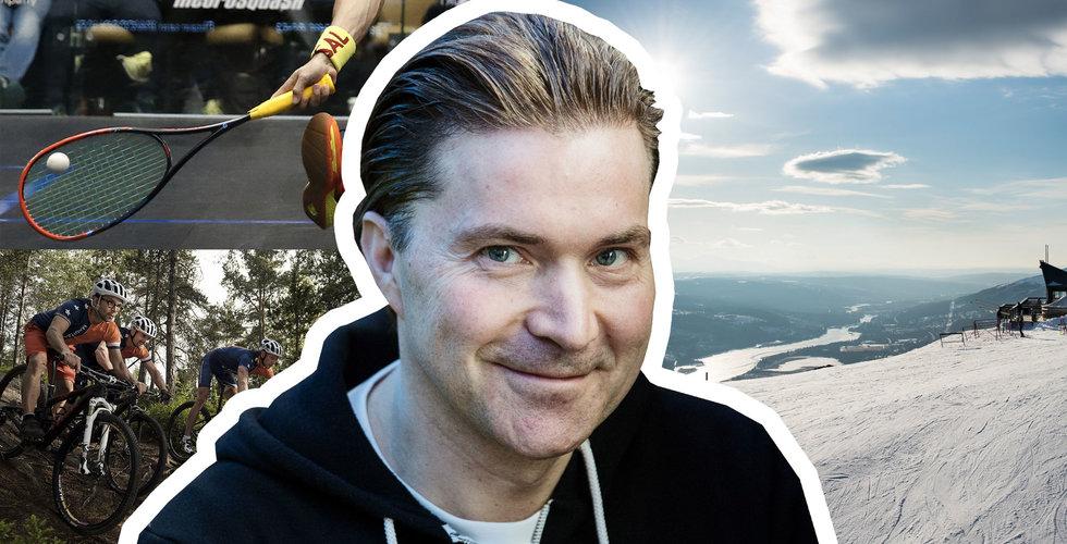 """Martin Lorentzon om livet efter Spotify: """"Skönt att ta det lugnt"""""""
