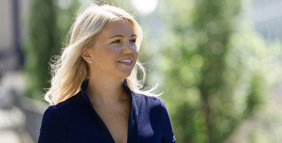 """Elina Berglund: """"Hoppas att folk slutar höja ögonbrynen över kvinnor i tech"""""""