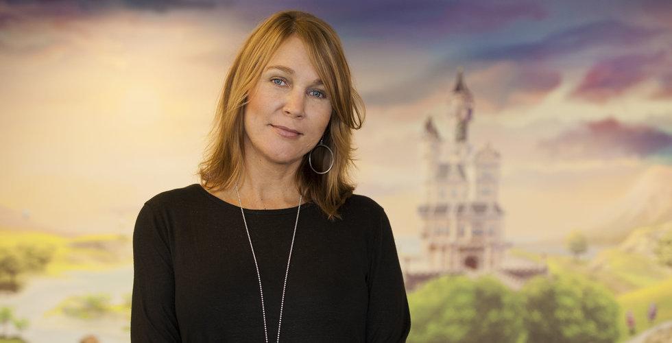 """Taina Malén: """"Jag har aldrig haft roligare än nu"""""""