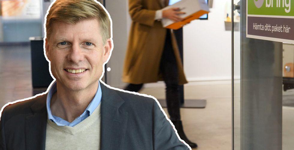 E-handelschefen på Bring: Då går näthandeln om varuhandeln