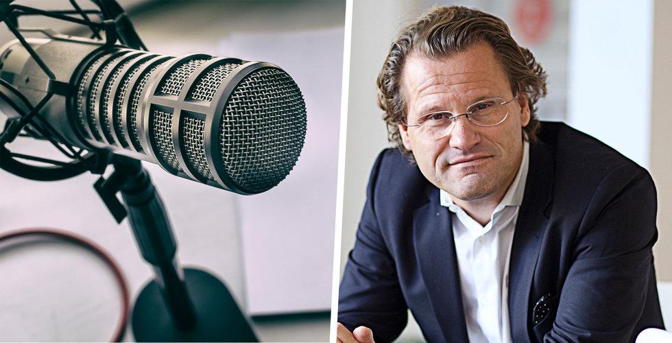 Pär-Jörgen Pärson: Därför är poddar det nya stora (och så kommer Spotify döda kommersiell radio)