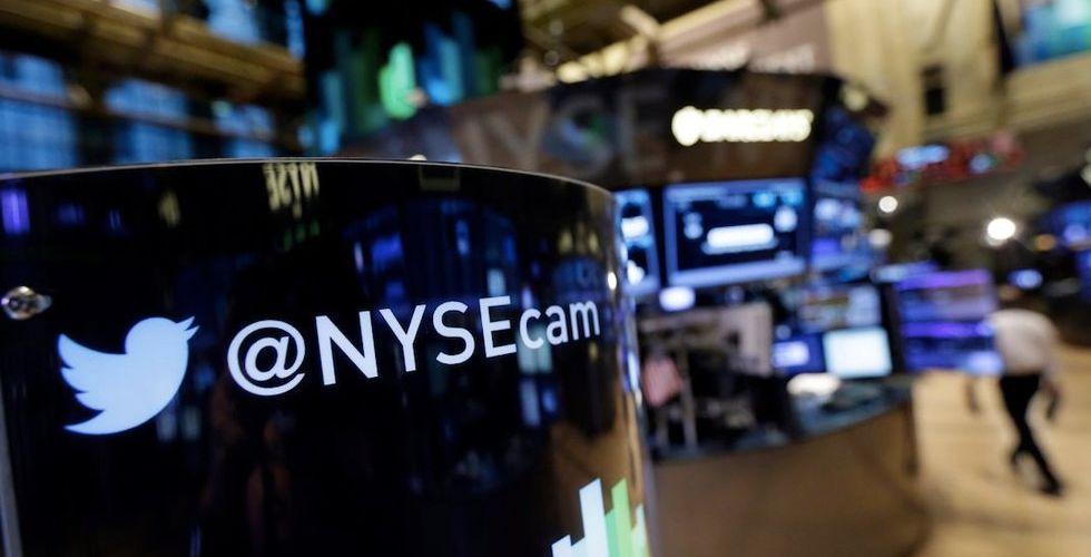Aktien lyfte men analytikerna oroas efter Twitters sparpaket