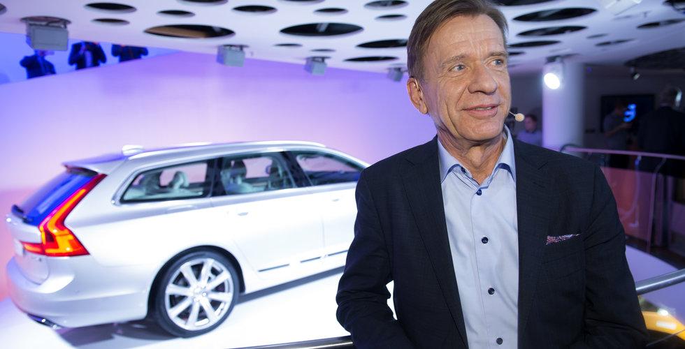 Breakit - Historiskt besked från Volvo Cars – elektrifierar alla sina bilar