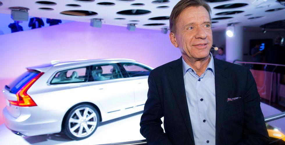Historiskt besked från Volvo Cars – elektrifierar alla sina bilar