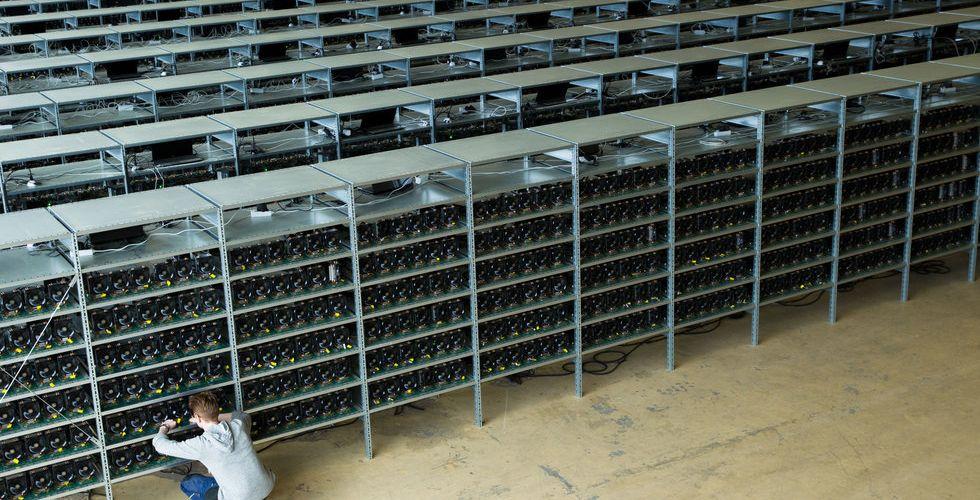 Breakit - Bitcoin-grävaren KNC Miner bygger ny datorhall i Boden