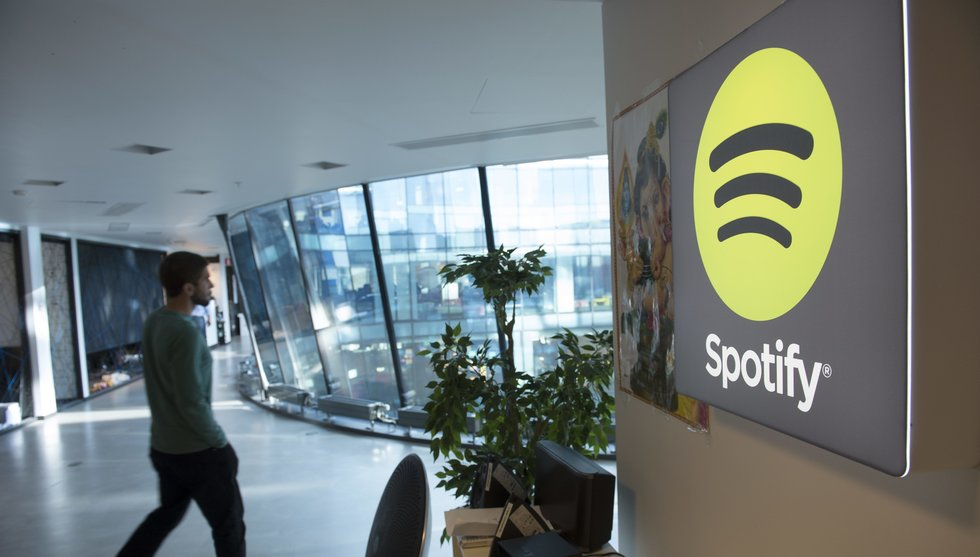 Breakit - Förlusterna ökar för Spotify - över 1,5 miljarder back under fjolåret