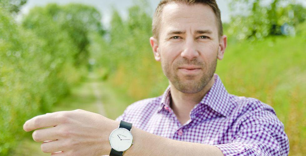 Breakit - Hidn technology har skapat en stresscoach för handleden
