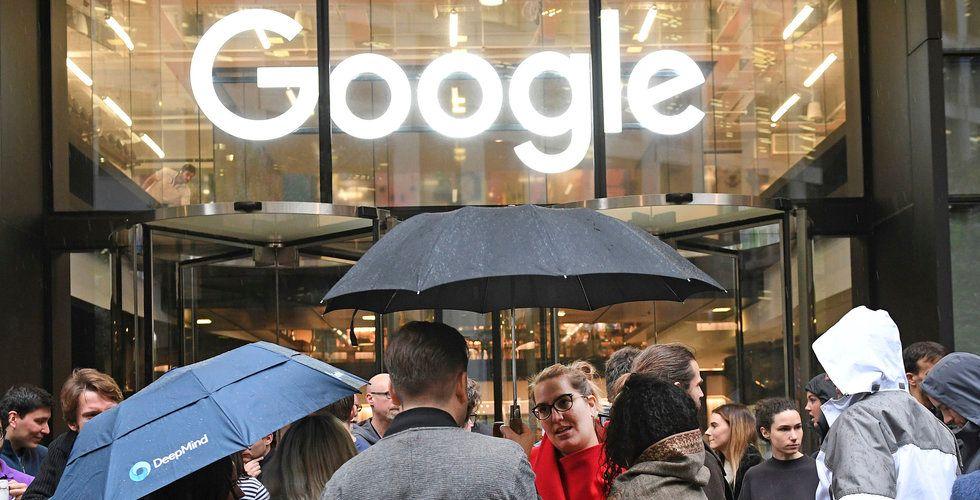 Anställda missnöjda med Googles åtgärder mot sexuella trakasserier
