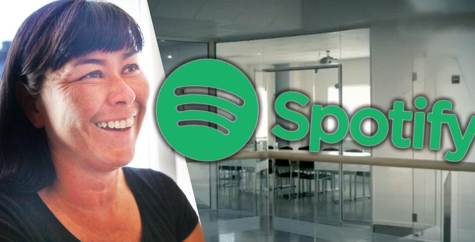 Katarina Berg tjänar mest av alla kvinnor – i hela Sverige