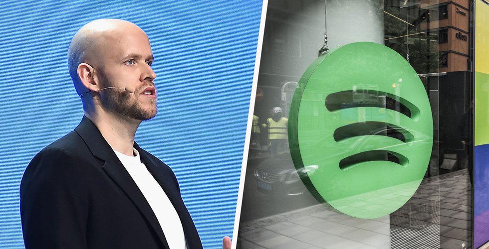 Bättre än väntat för Spotify – så slår corona mot techjätten