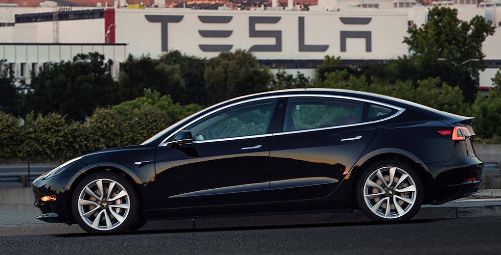 Breakit - Tesla slår tillbaka – inga problem med produktionen