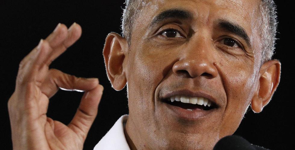 Barack Obamas råd till entreprenörer: Du måste misslyckas!