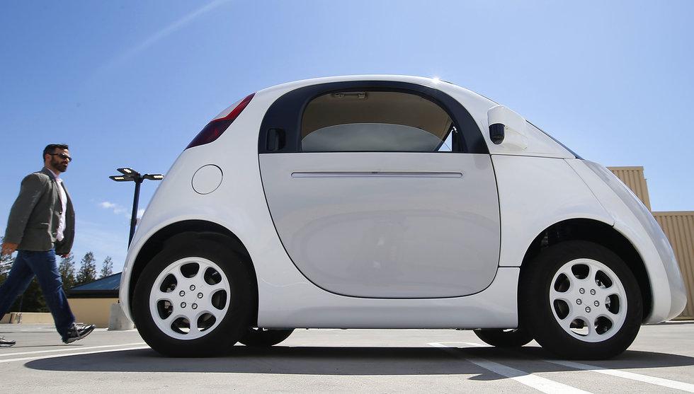 """Google vill ta hjälp av biljättarna: """"Vi behöver er hjälp"""""""