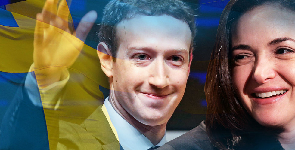 Färska siffror – så lite valde Facebook att skatta i Sverige