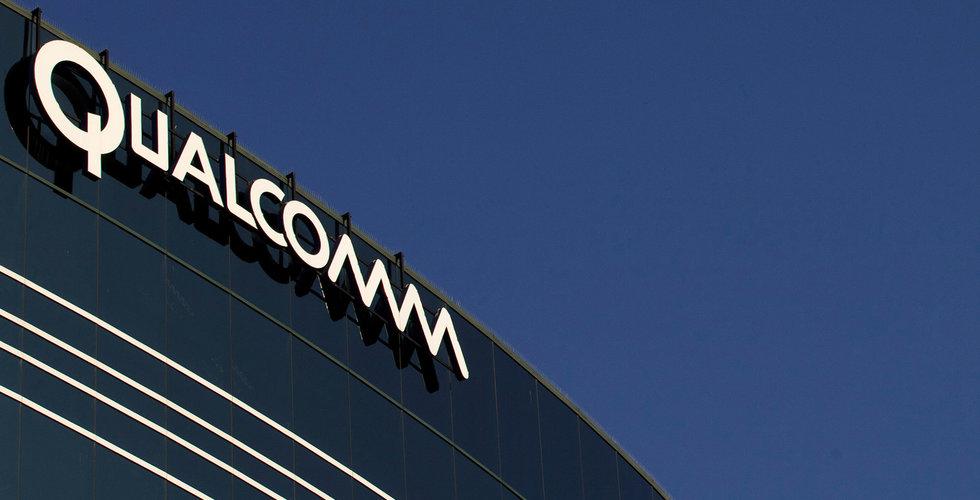 Amerikanska jätten Qualcomm får böter på närmare 8 miljarder kronor