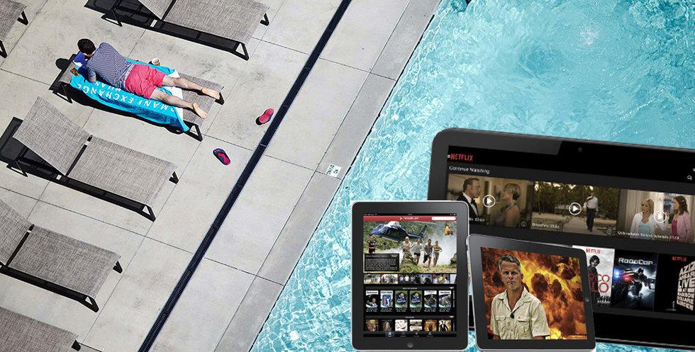 Snart kan du kolla på Netflix och Viaplay på semestern – tack vare EU